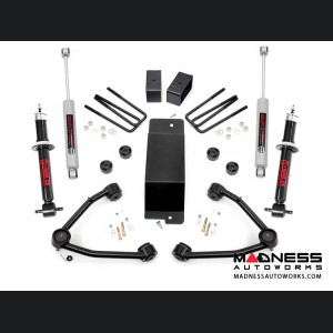 "Chevy Silverado 1500 4WD Suspension Lift Kit w/ N3 Shocks & Struts - 3.5"" Lift"